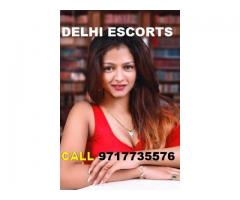 Delhiescorts@9717735576  | call girls in delhi